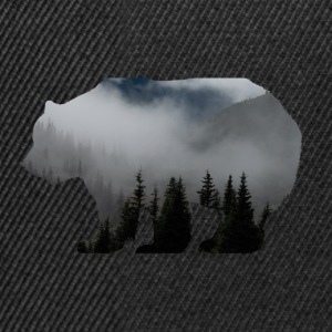Forester Bear T-shirts - Snapback cap