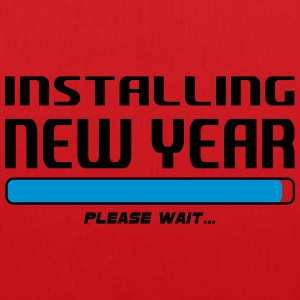 installing new year T-Shirts - Mulepose