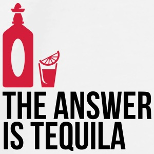 The answer is Tequila Mugs & Drinkware - Men's Premium T-Shirt