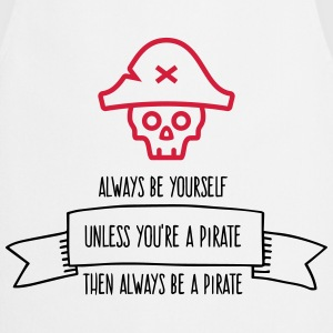 Be a pirate! Long Sleeve Shirts - Cooking Apron
