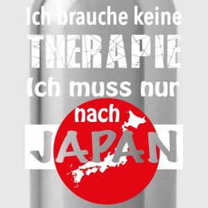 Japan Therapie T-Shirts - Trinkflasche