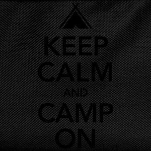 Keep Calm And Camp On T-shirts - Rygsæk til børn