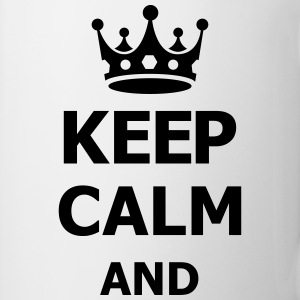 keep calm T-Shirts - Tasse
