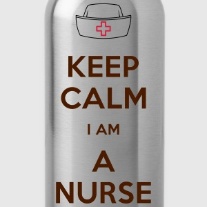 keep calm nurse T-Shirts - Cantimplora