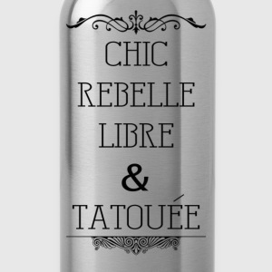 tatoo chic  - Gourde