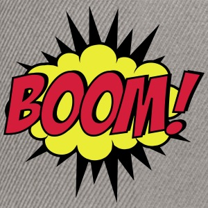 Boom! Tee shirts - Casquette snapback