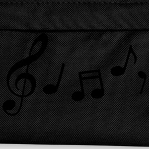 music notes T-Shirts - Kids' Backpack
