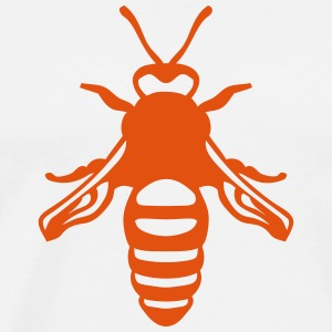 Bee fly insect 1112 Hoodies & Sweatshirts - Men's Premium T-Shirt