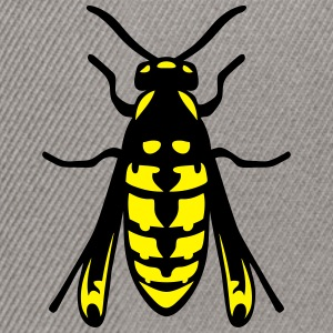 Insect fly wasp 1112 T-Shirts - Snapback Cap