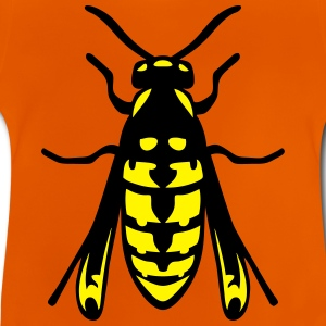 Insect fly wasp 1112 Shirts - Baby T-Shirt