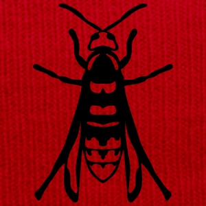 European hornet fly insect 1112 T-Shirts - Winter Hat