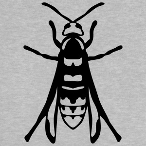 European hornet fly insect 1112 Shirts - Baby T-Shirt