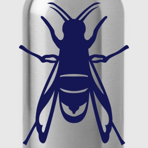 Hornet asian fly insect 1112 Shirts - Water Bottle