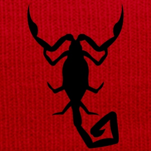 Scorpion insect 11123 T-Shirts - Winter Hat