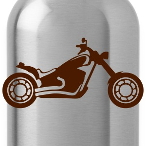 Motocross motorcycle tourism 1112 T-Shirts - Water Bottle