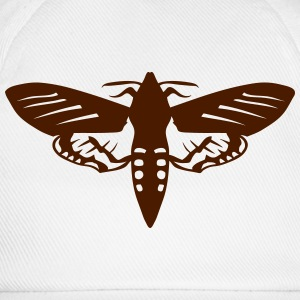 night butterfly insect 1112 Shirts - Baseball Cap