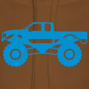 monster truck 1012 Shirts - Women's Premium Hoodie
