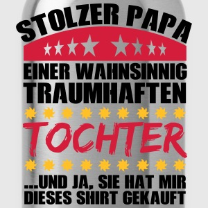 Traumhafte Tochter T-Shirts - Trinkflasche