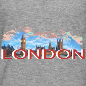 LONDON-RETRO Hoodies & Sweatshirts - Men's Premium Longsleeve Shirt