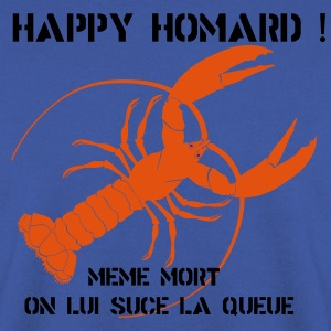 HAPPY HOMARD ! - Sweat-shirt Homme