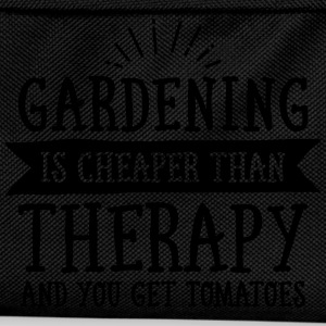 Gardening Is Cheaper Than Therapy... T-Shirts - Kinder Rucksack