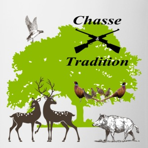 chasse tradition - Tasse