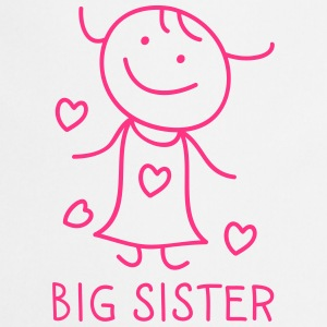 Big Sister Shirts - Cooking Apron