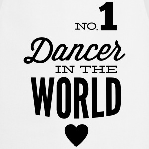 Best dancer of the world T-Shirts - Cooking Apron
