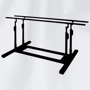 parallel bars T-shirts - Sportstaske
