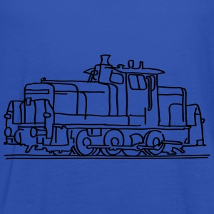 Diesel locomotive T-Shirts - Women's Tank Top by Bella