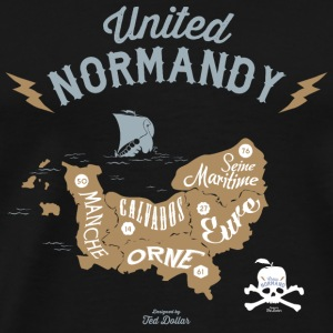 United Normandy - T-shirt Premium Homme
