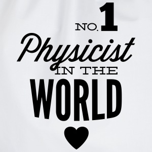 Best physicist of world Sports wear - Drawstring Bag