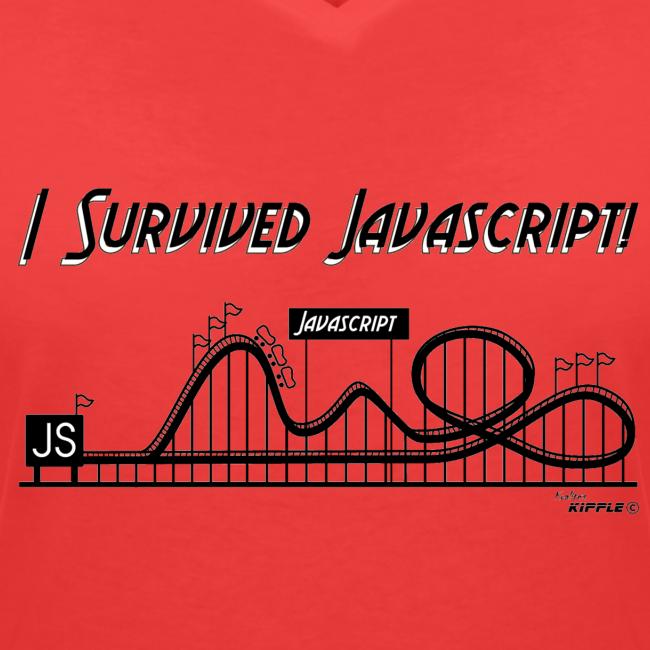 I Survived Javascript (Women)
