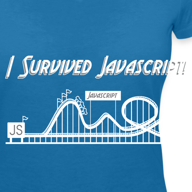 I Survived Javascript (Women)