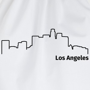 Los Angeles T-shirts - Gymnastikpåse