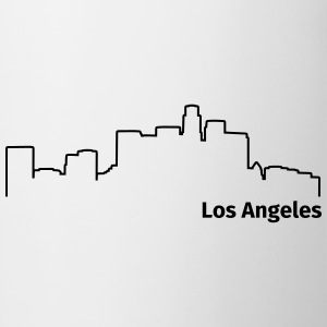 Los Angeles T-skjorter - Kopp