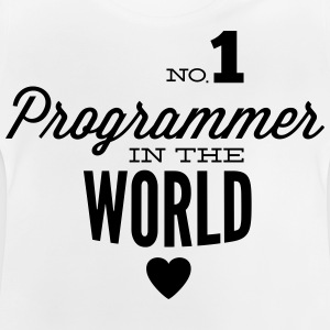 Best programmers in the world Shirts - Baby T-Shirt