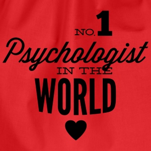 Best psychologist in the world Tops - Drawstring Bag