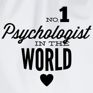 Best psychologist in the world Shirts - Drawstring Bag