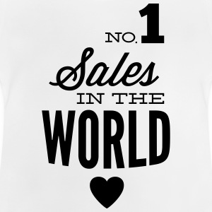 Best salespeople in the world Shirts - Baby T-Shirt