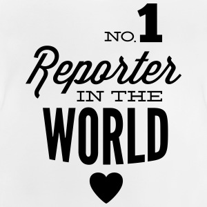 Best broadcaster of the world Shirts - Baby T-Shirt