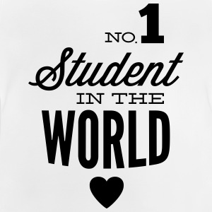 Best student of the world Shirts - Baby T-Shirt