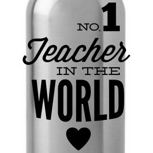 Best teachers in the world T-Shirts - Water Bottle