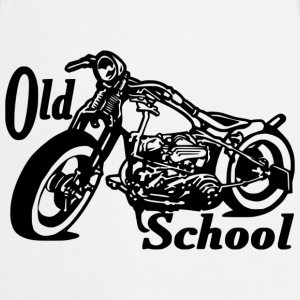 Old school  Tee shirt - Tablier de cuisine