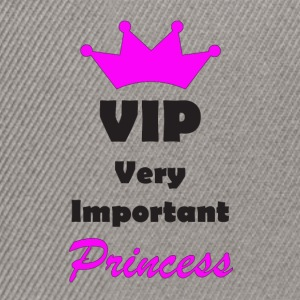 VIP Very Important Princess - Czapka typu snapback