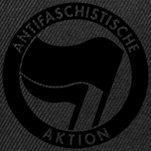 Antifaschistische Aktion Pullover & Hoodies - Snapback Cap
