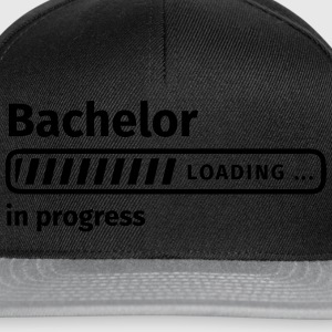Bachelor in Progress T-Shirts - Snapback Cap
