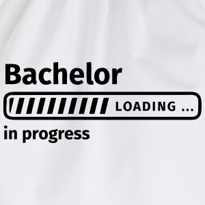 Bachelor in Progress Tee shirts - Sac de sport léger