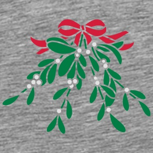 A sprig of mistletoe Caps & Hats - Men's Premium T-Shirt