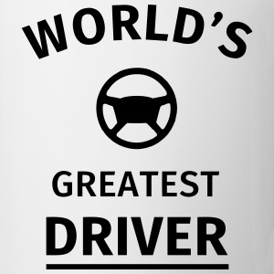 World's Greatest Driver T-Shirts - Mug